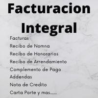 Facturacion integral